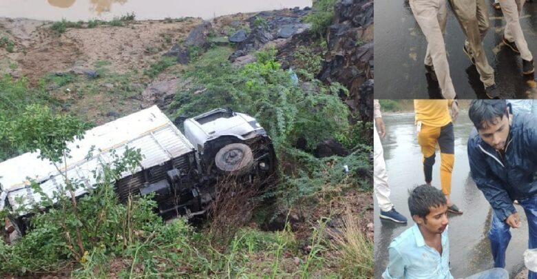 Lorry & Truck Accident at Singrauli Sidhi